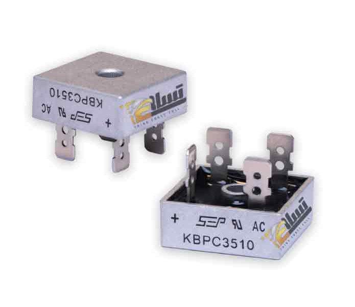 پل دیود kbpc3510