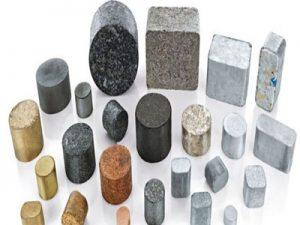 انواع فلزات